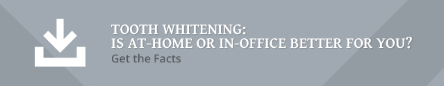 Tooth Whitening: Is at-home or in-office better for you?