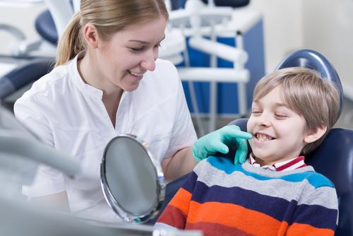 toddler dentist