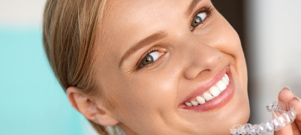 Want Your Teeth Straightened, But Don't Want Braces?