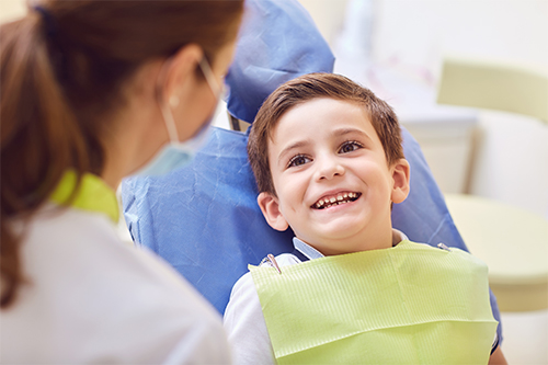 early childhood dental care